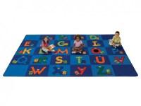 Carpets for Kids Reading Letters Reading Carpet - Biblio ...