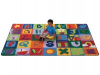 Carpets for Kids Alphabet Blocks Reading Carpet - Biblio ...