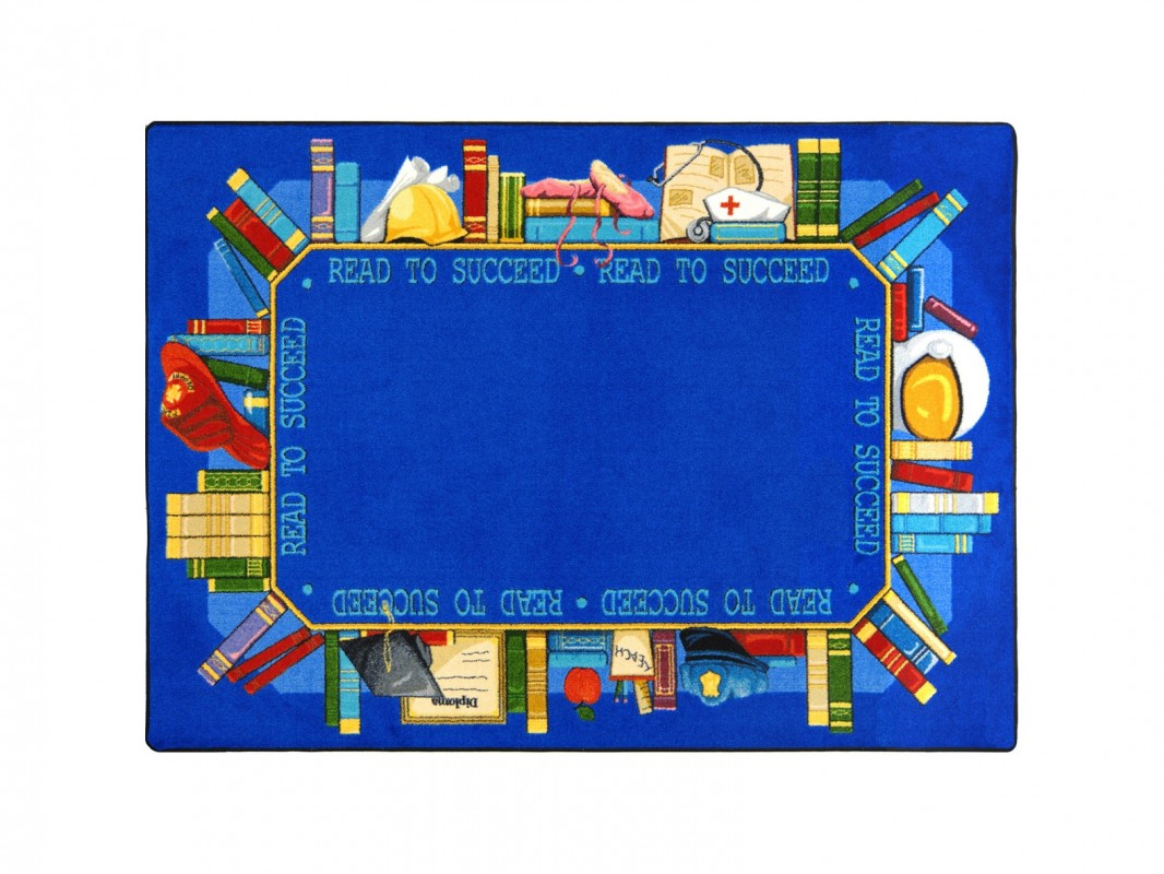 Joy Carpets Read To Succeed Reading Carpet