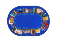 Joy Carpets Read To Succeed Reading Carpet - Biblio RPL Lte