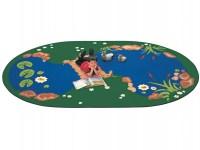 Carpets for Kids The Pond Reading Carpet - Biblio RPL Lte