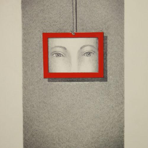 G.Zinelli, Enigma - 2017 30,5x40,5 cm