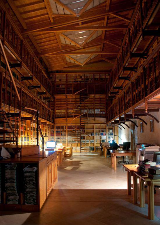 Informacin  Biblioteca de la Abada de Santo Domingo de