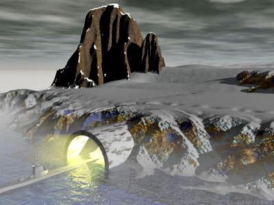 (سري للغايه) مذكرات العميد ريتشارد بيرد ومدن تحت الارض Antartica24_09_small