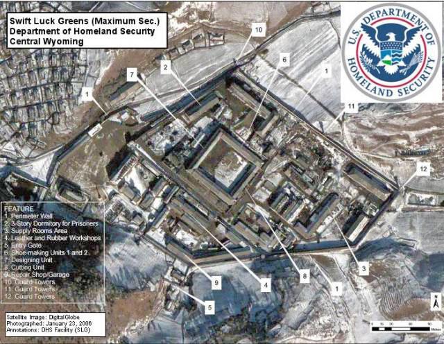 Prison Camp ,US