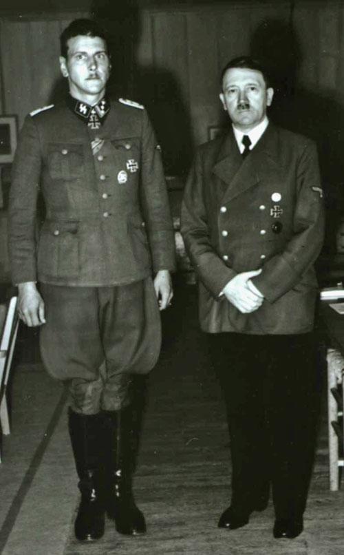 George Bush SrScherff  4th Reich in the USA  Deathbed