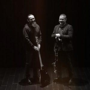 """Improwizacje"" Mikołaj Trzaska/Marcin Bożek – koncert"