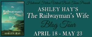 Railway Man's Wife Blog Tour