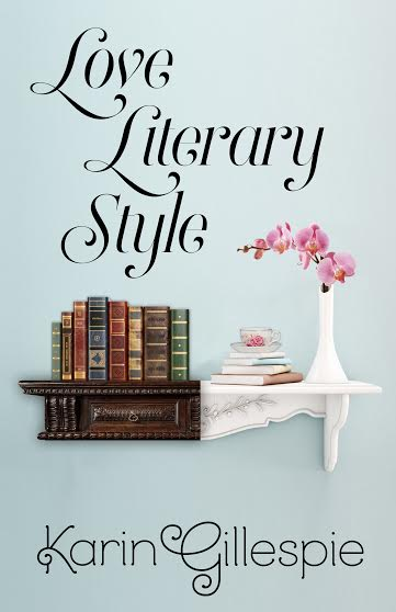 Love Literary Style, by Karin Gillespie – With Giveaway