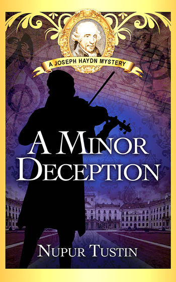 Review: A Minor Deception by Nupur Tustin – with Giveaway