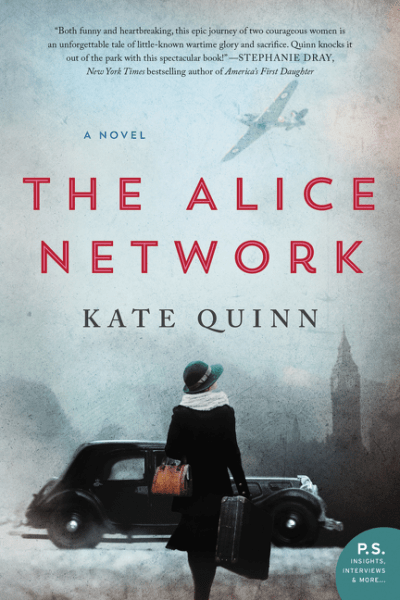 Review: The Alice Network, by Kate Quinn