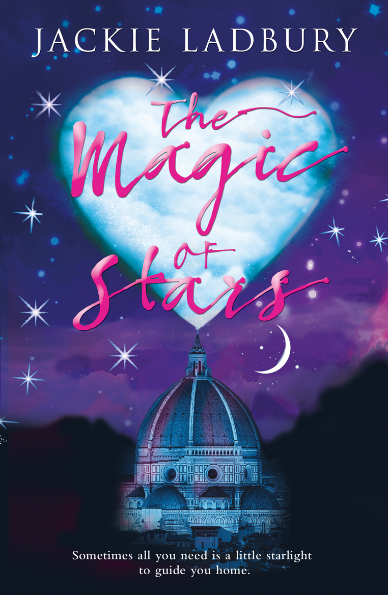 Cover Reveal: The Magic of Stars, by Jackie Ladbury