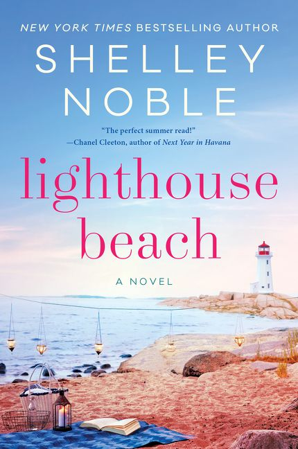 Review: Lighthouse Beach, by Shelley Noble