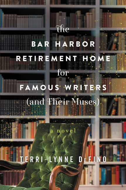 Review: The Bar Harbor Retirement Home for Famous Writers (and Their Muses), by Terri-Lynne DeFino