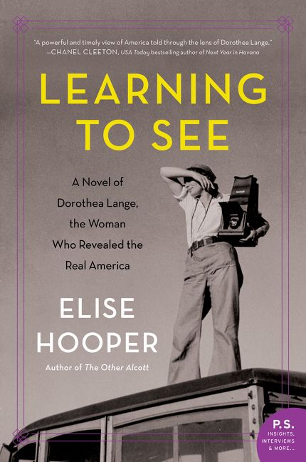 Review Learning To See By Elise Hooper Bibliotica