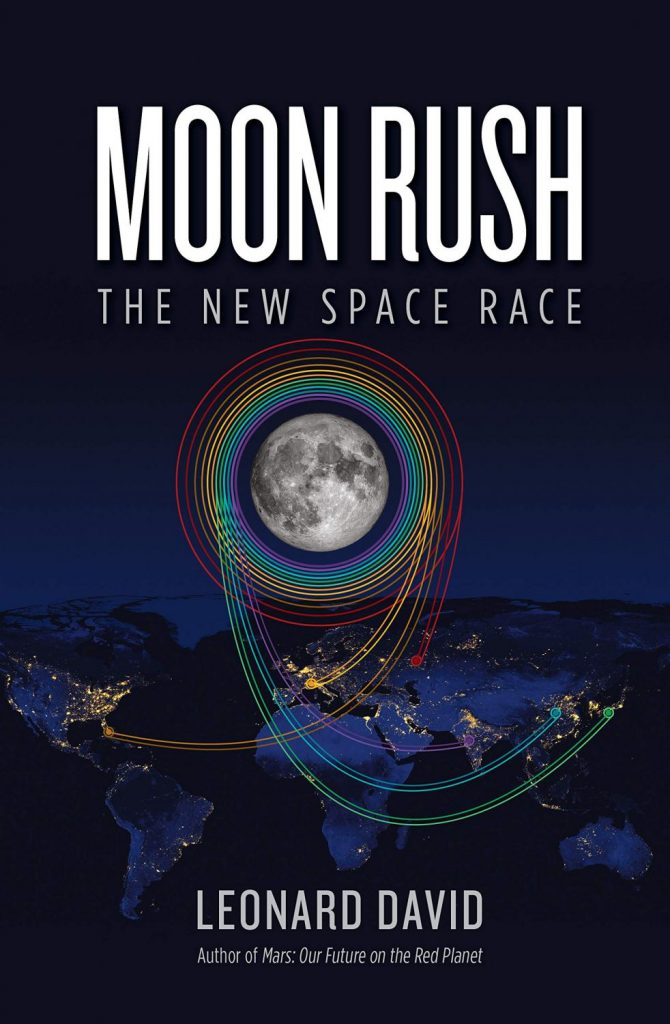Review: Moon Rush by Leonard David