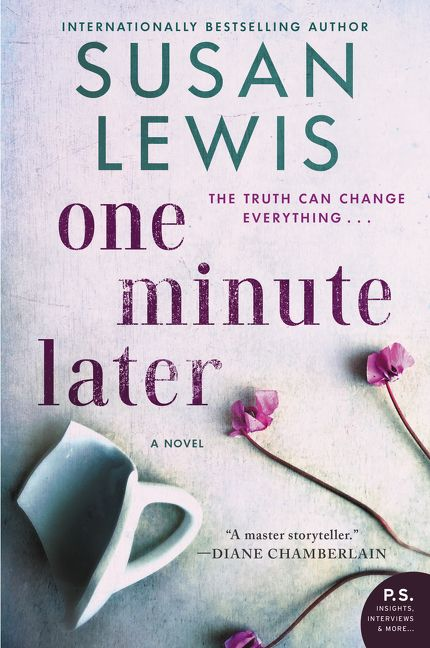 Review: One Minute Later, by Susan Lewis