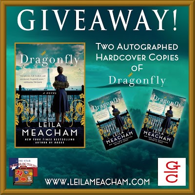 Review: Dragonfly, by Leila Meacham – with Giveaway