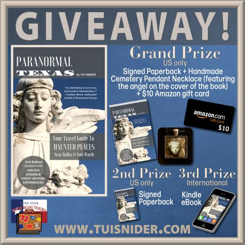 Review: Paranormal Texas, by Tui Snider – with Giveaway