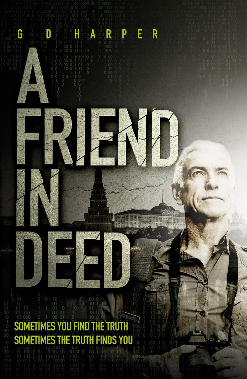 Review: A Friend in Deed, by G.D. Harper – with Giveaway for UK Residents