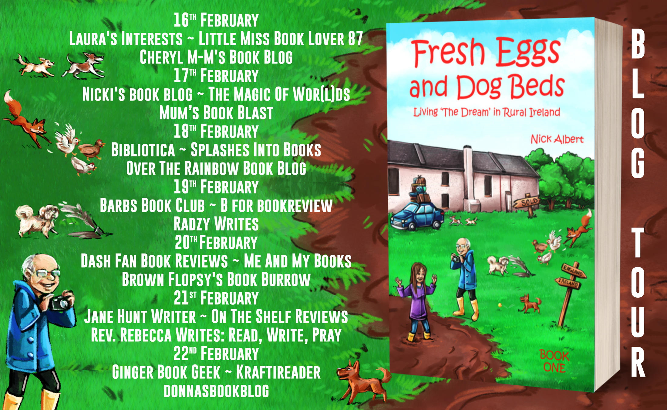 Review: Fresh Eggs and Dog Beds, by Nick Albert