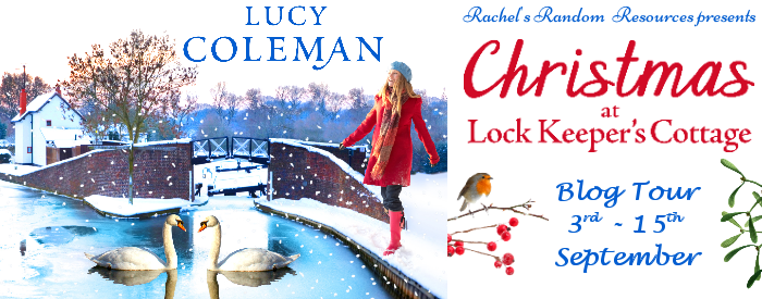 Review: Christmas at Lock Keeper's Cottage, by Lucy Coleman
