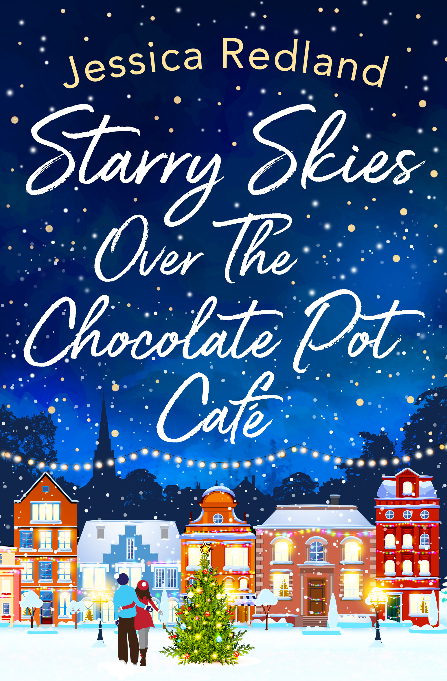 Review: Starry Skies Over the Chocolate Pot Cafe, by Jessica Redland