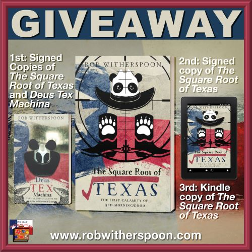 Review: The Square Root of Texas, by Rob Witherspoon