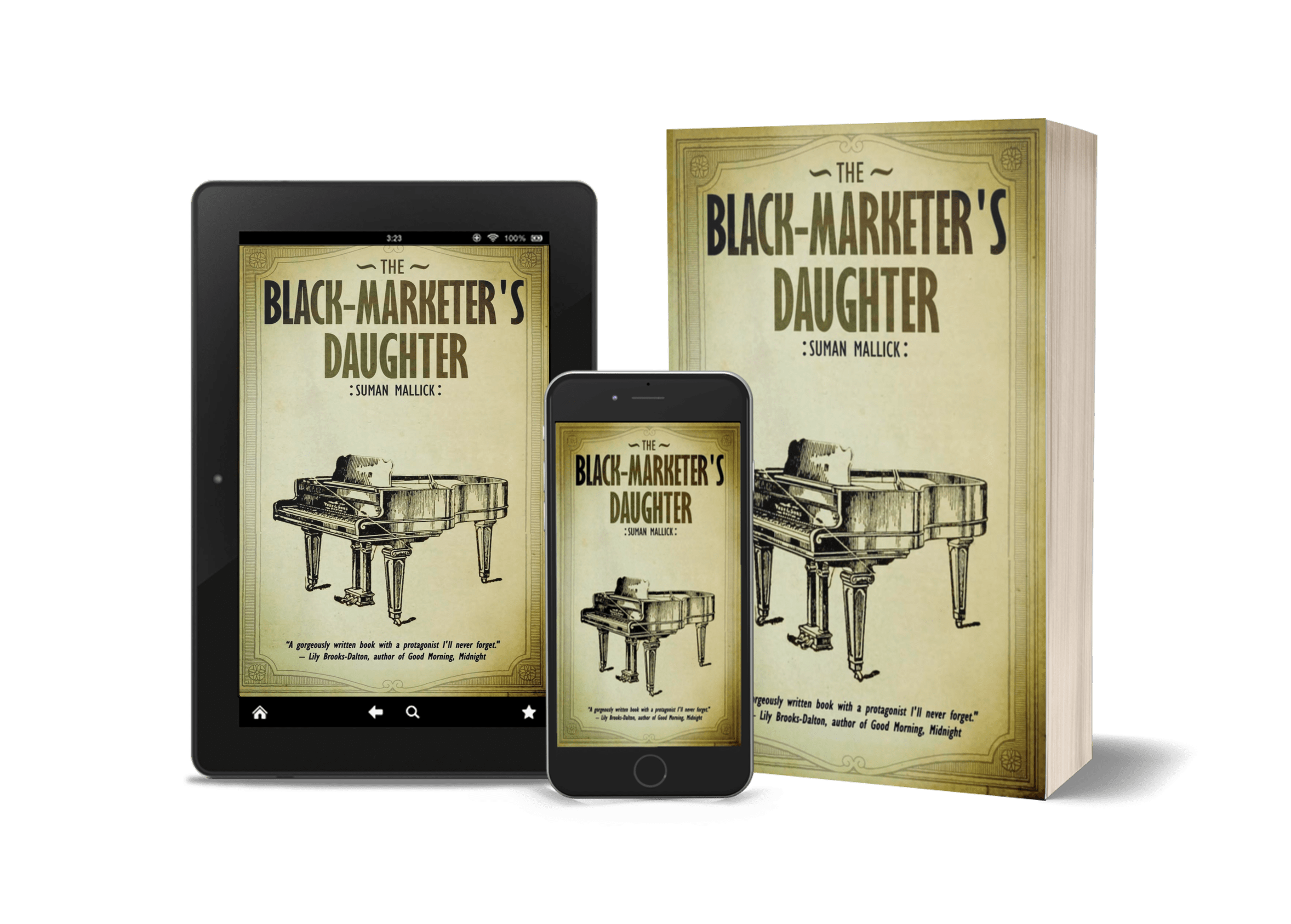 Review: The Black-Marketer's Daughter, by Suman Mallick