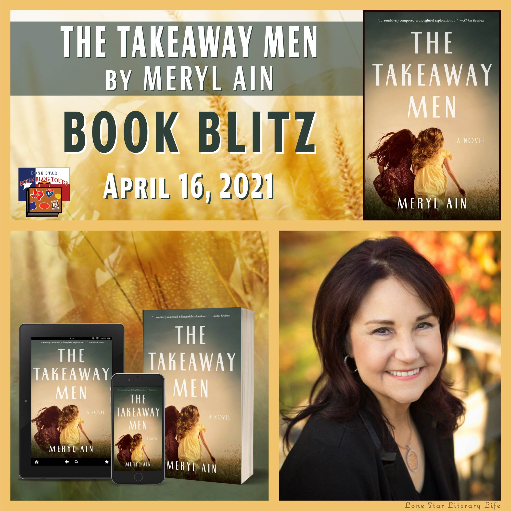 Spotlight: The Takeaway Men, by Meryl Ain