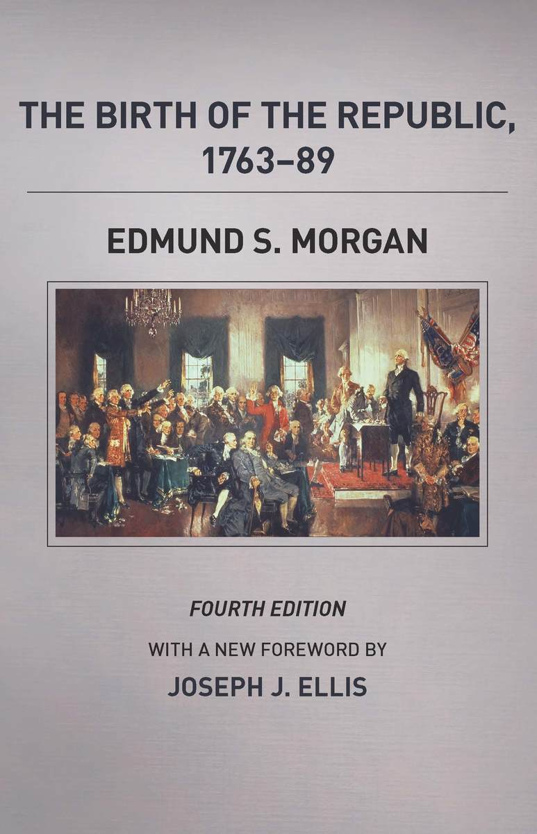 edmund morgans thesis