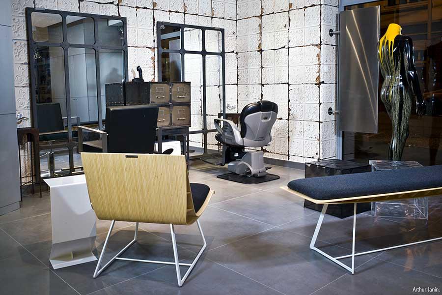 Salon de coiffure nouvelle dco pour dvelopper son chiffre daffaire  Biblond pour les