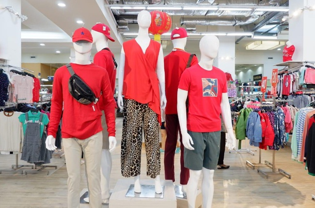 fashion imlek factory outlet mangga dua square