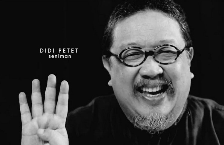 Artis film Indonesia paling berpengaruh - Didi Petet