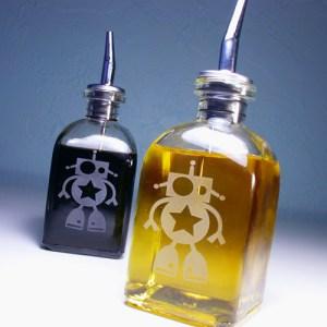 En cas de taches d'huile, utilisez du bicarbonate de soude pour dégraisser
