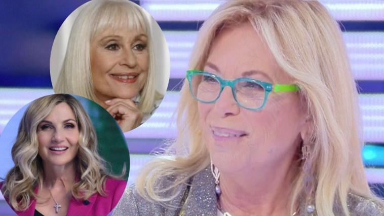 Rita Dalla Chiesa sulla polemica che ha travolto la Cuccarini dopo la morte di Raffaella Carrà