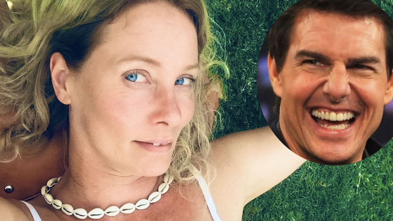 """Flavia Vento casta da 11 anni entra in Scientology e pensa a Tom Cruise: """"Anche lui è single come me"""""""