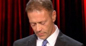 """Rocco Siffredi in lacrime in tv: """"Mio fratello è morto quando avevo 6 anni"""""""