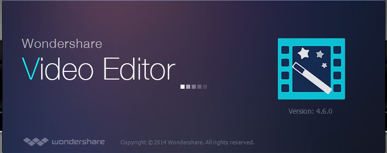 Wondershare Video Editor Serial
