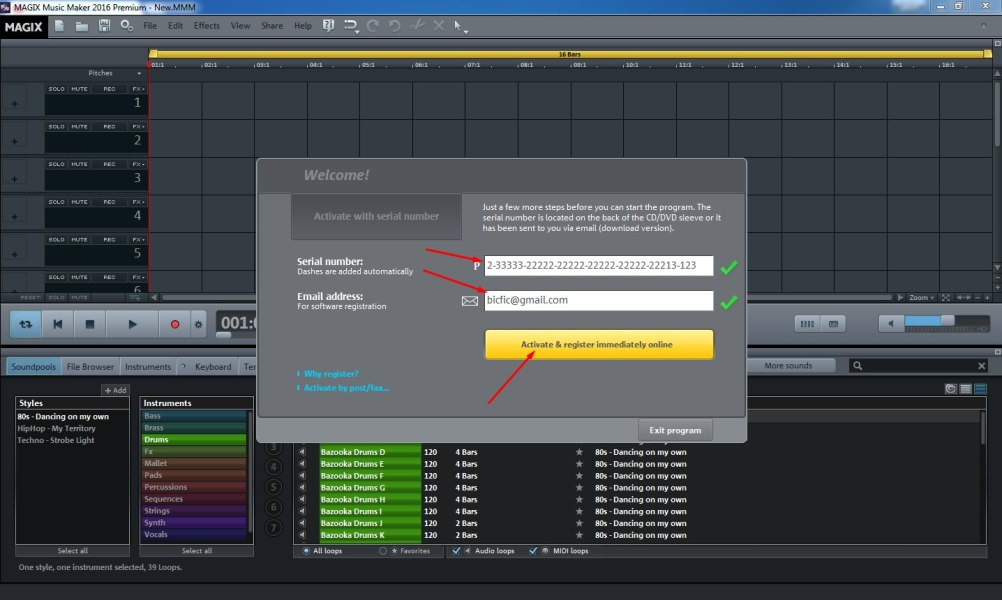 magix music maker download crack Pic 22