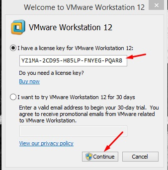 vmware workstation 14.0.0 serial number