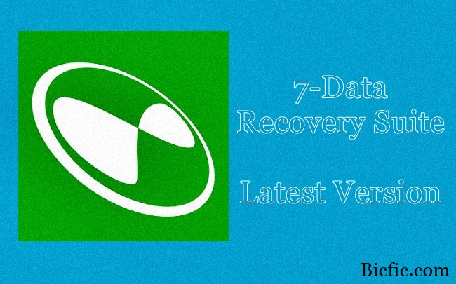 7 Data Recovery Suite Enterprise 3.7 Crack + Serial Key is Here !