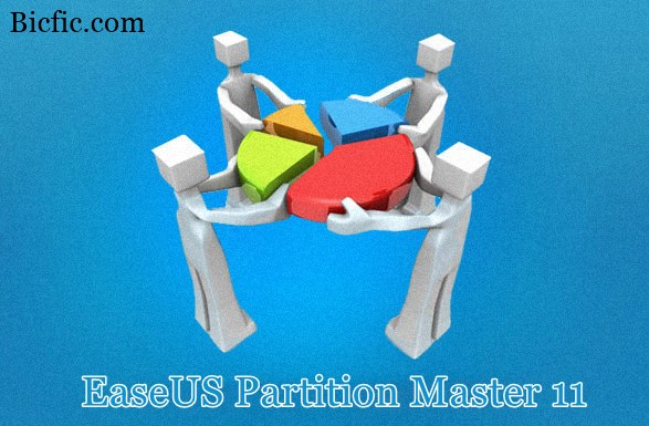 EASEUS Partition Master 11.9 Crack + Serial Keys [Latest + All Editions]