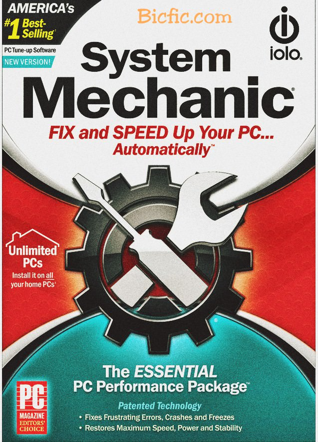 Iolo System Mechanic 17 5 1 49 Crack Is Here Lifetime