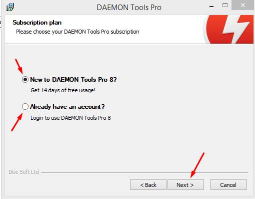 daemon tools pro serial number Pic 2