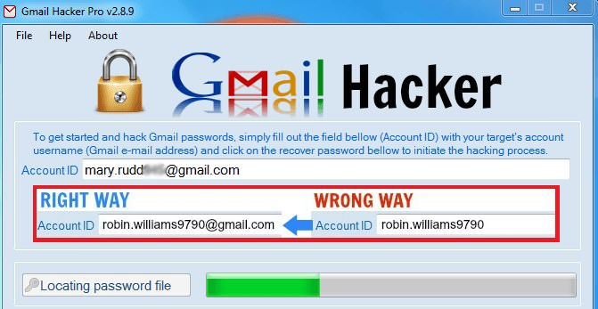 gmail hacker Pic 2