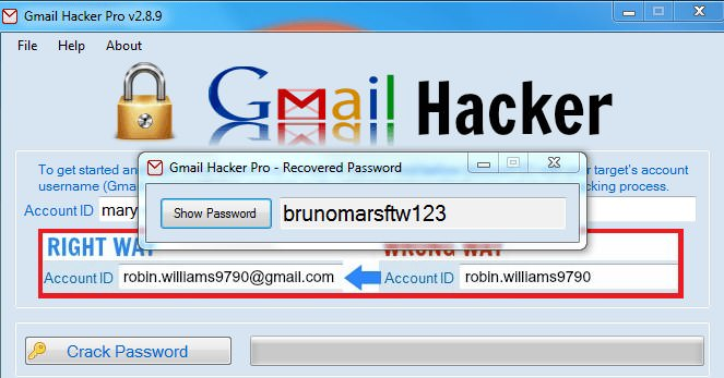 gmail password finder pic 3