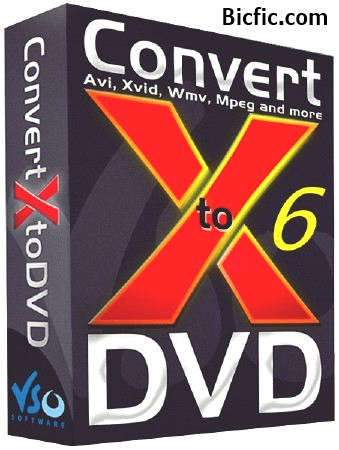 VSO ConvertXtoDVD 6.0.0.65 With Serial key + Crack [Latest]