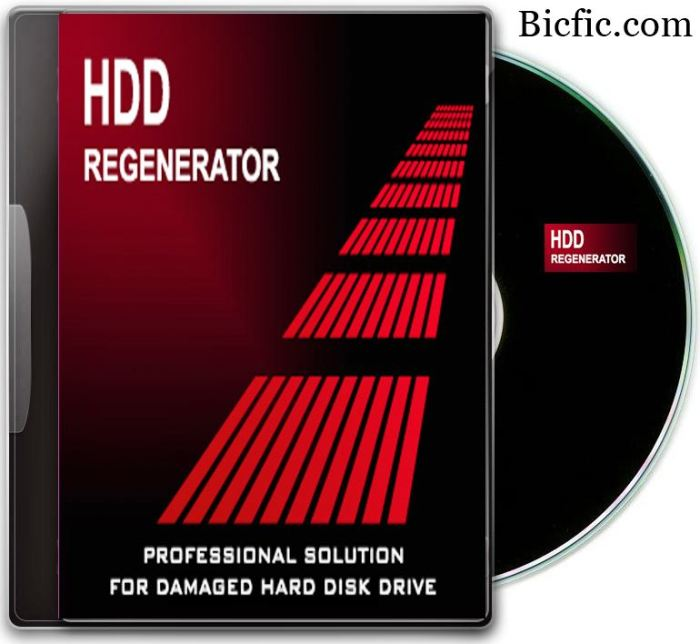 HDD Regenerator 1.71 Crack incl Full Version