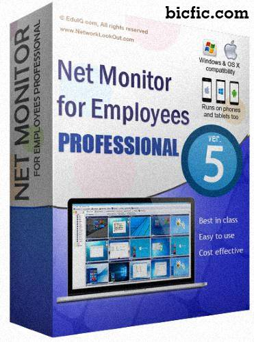 Net Monitor for Employees Professional Crack